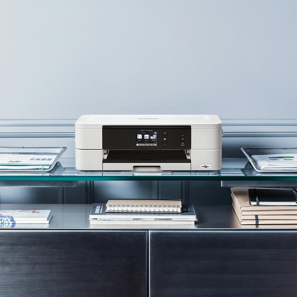 DCP-J774DW compacte 3-in-1 A4 wifi inkjet printer 6