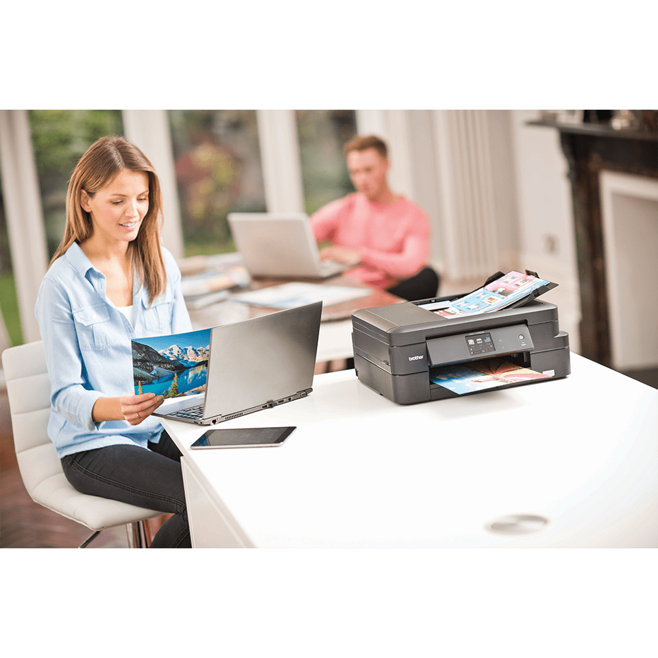 DCP-J785DW all-in-one inkjet printer 5