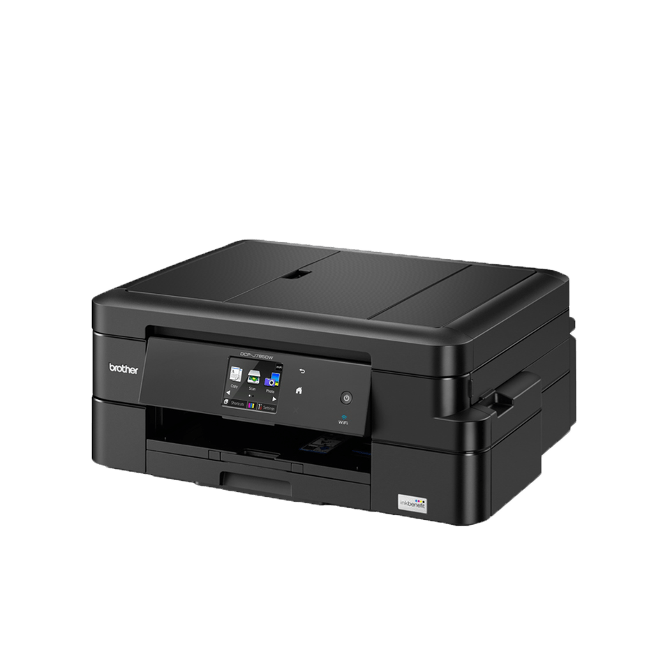 DCP-J785DW all-in-one inkjet printer 2