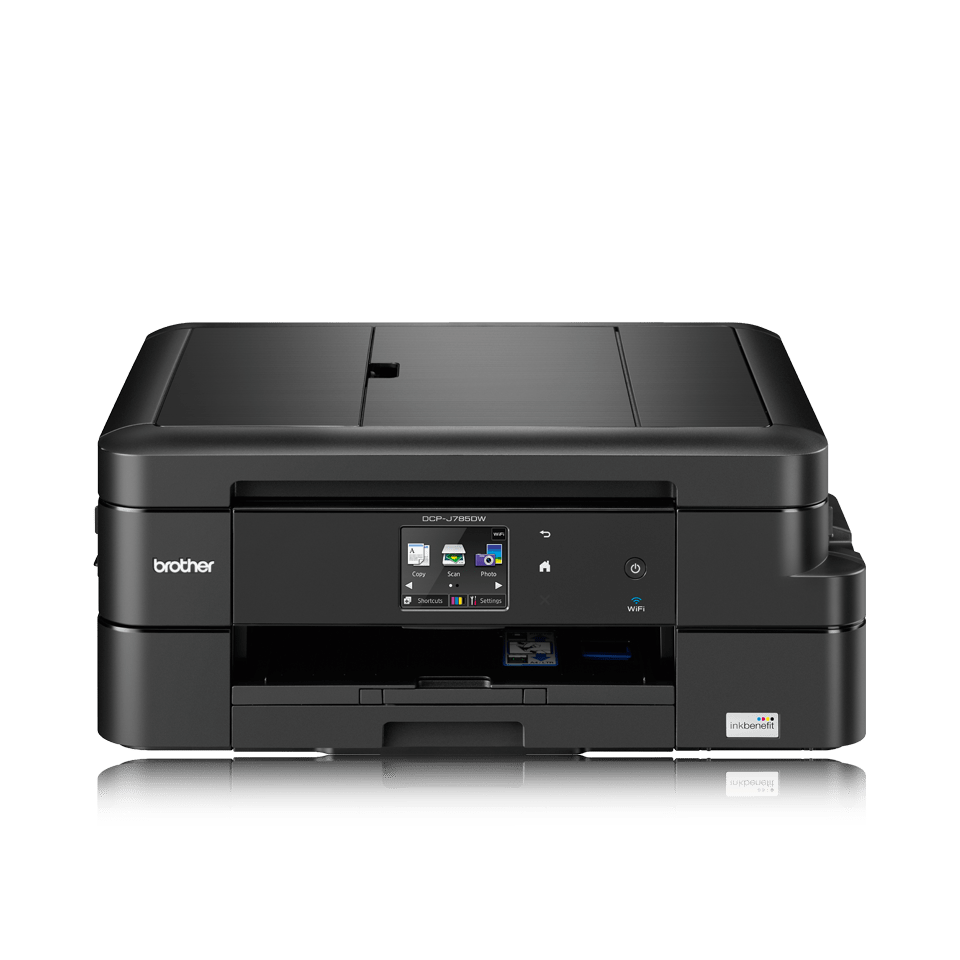 DCP-J785DW all-in-one inkjet printer