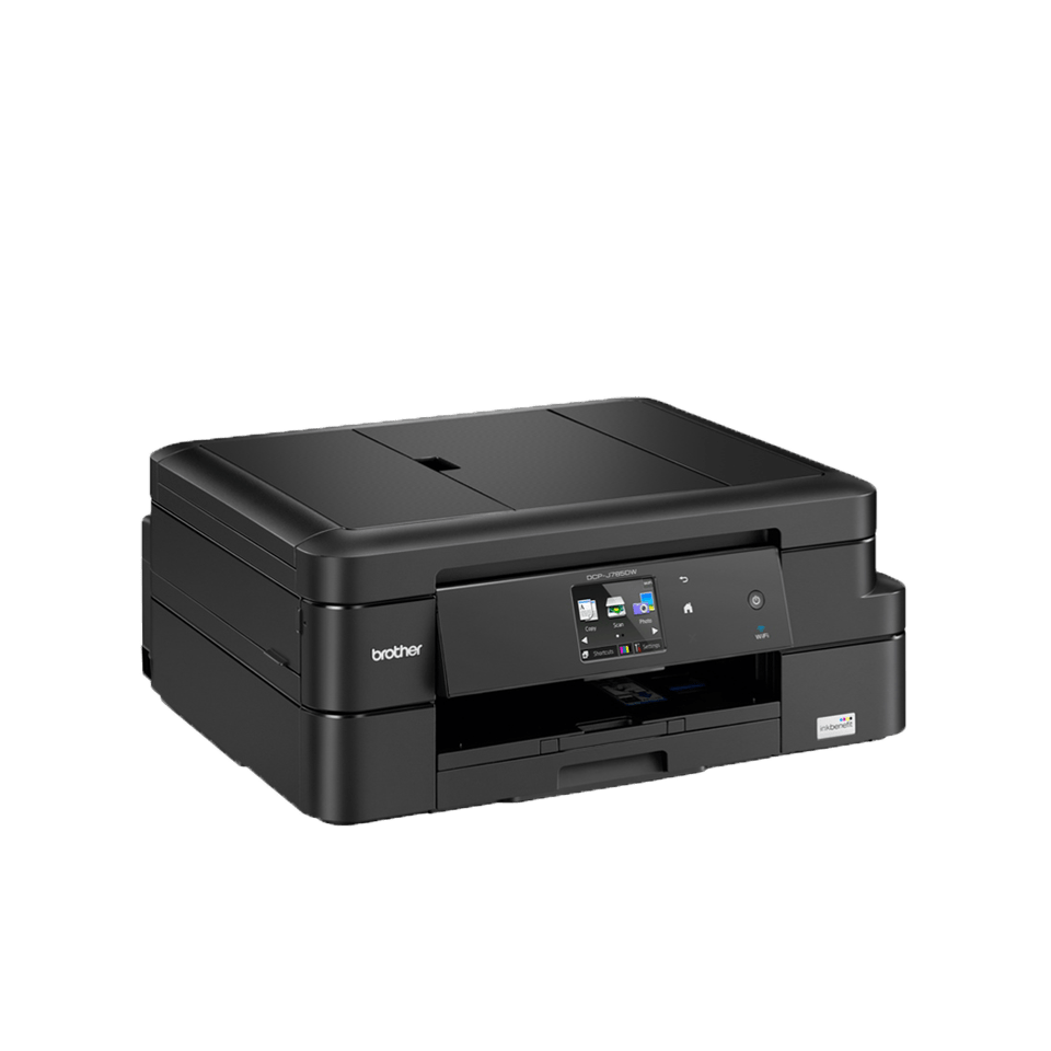 DCP-J785DW all-in-one inkjet printer 3