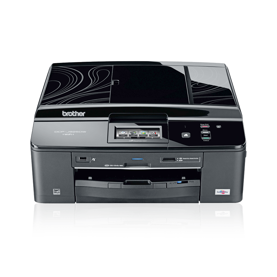 DCP-J925DW 3-in-1 inkjet printer