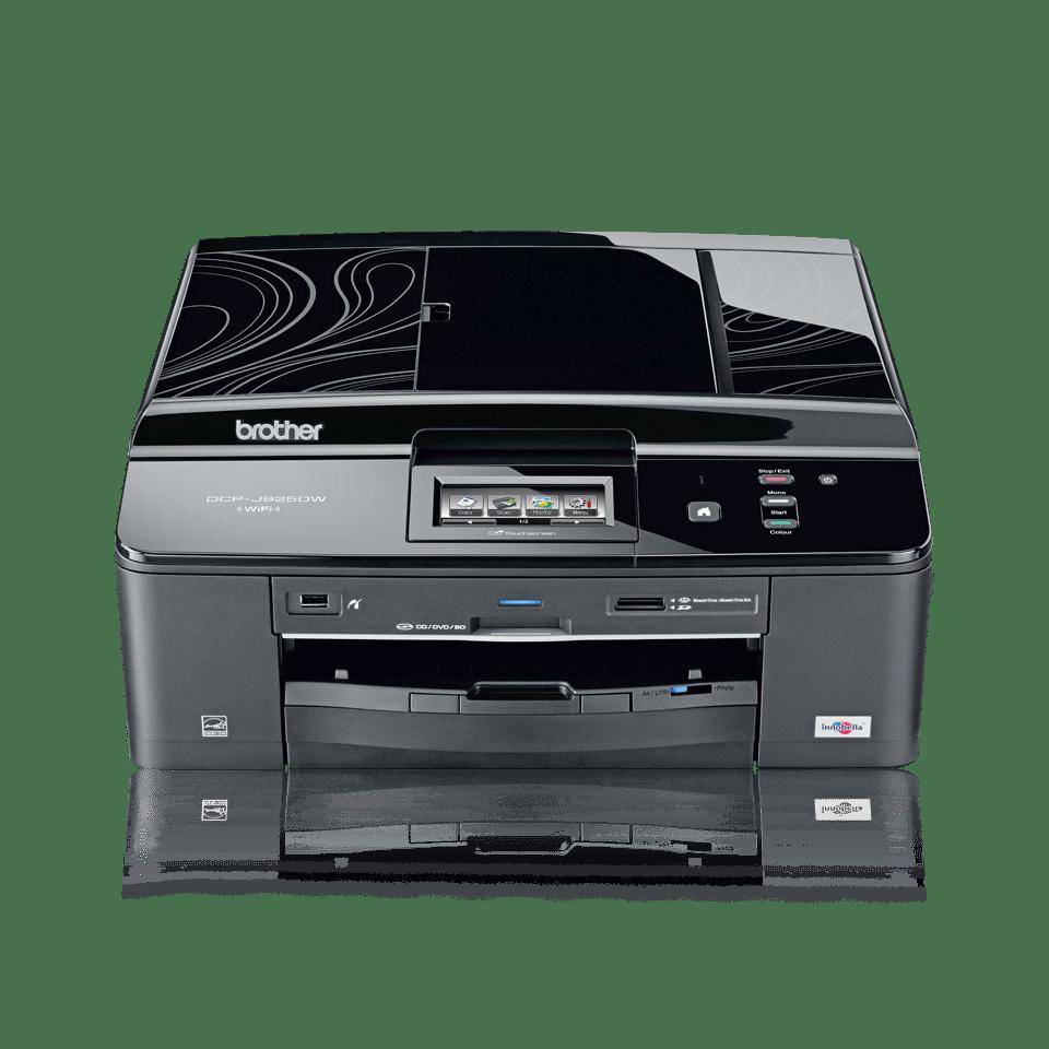 DCP-J925DW all-in-one inkjetprinter 2