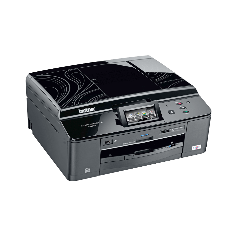 DCP-J925DW all-in-one inkjet printer 3