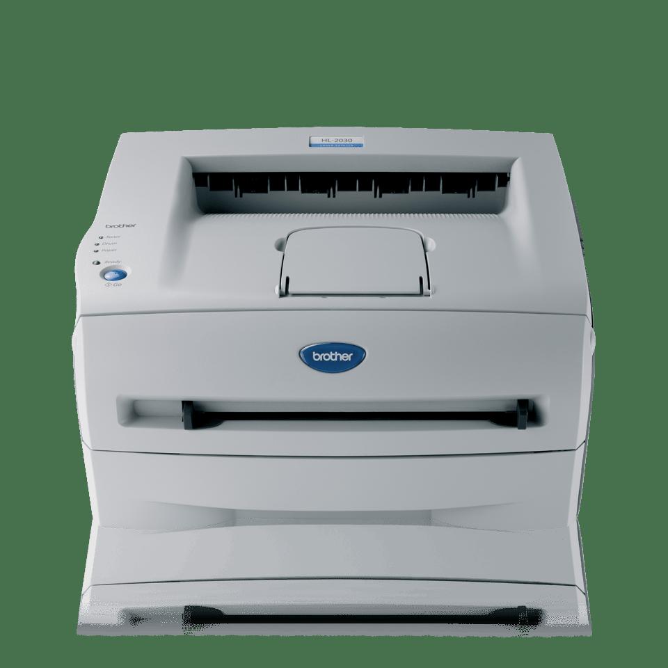 HL-2030 mono laser printer 2