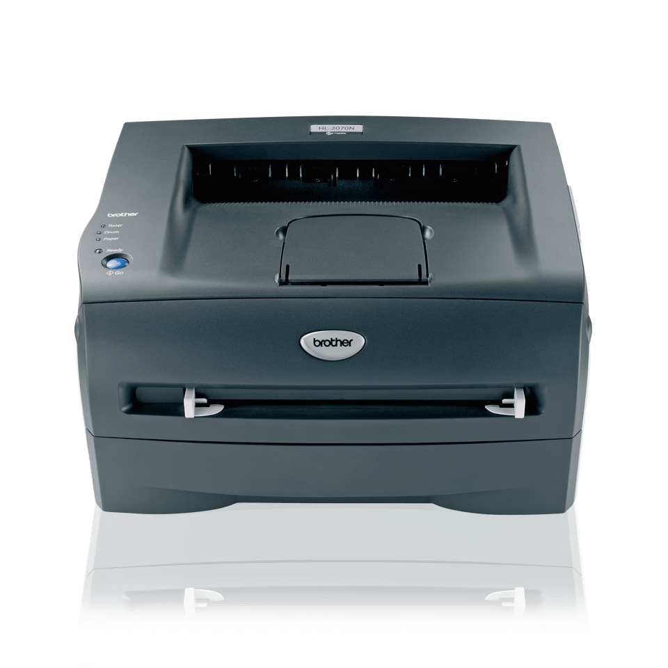 HL-2070N mono laser printer 2