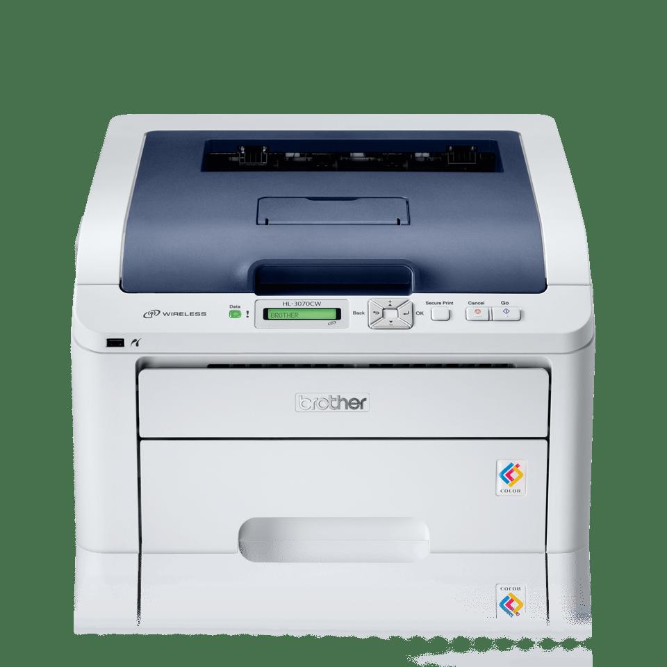 HL-3070CW kleurenled printer 2