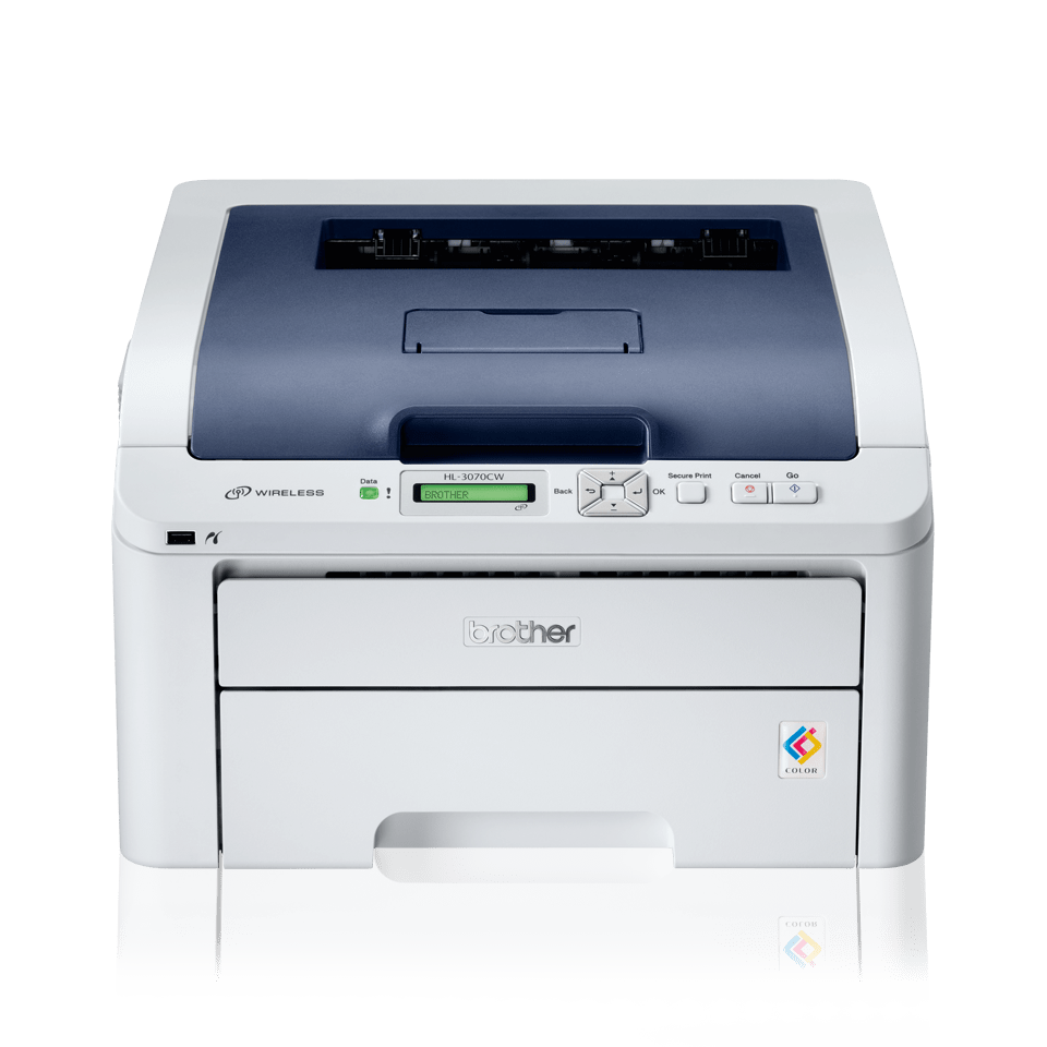 HL-3070CW kleurenlaserprinter 2