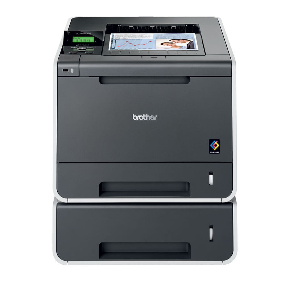 HL-4570CDW kleurenlaser printer 4
