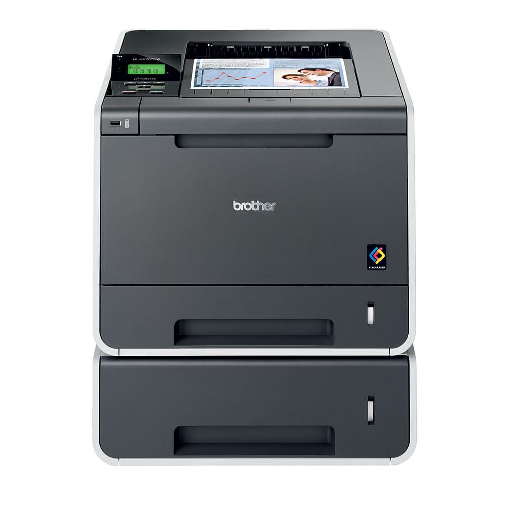 HL-4570CDW kleurenlaserprinter 4