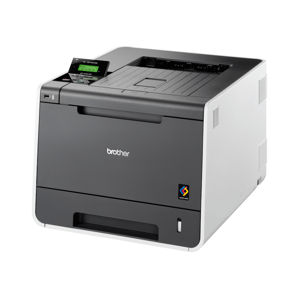 HL-4570CDW kleurenlaser printer 2