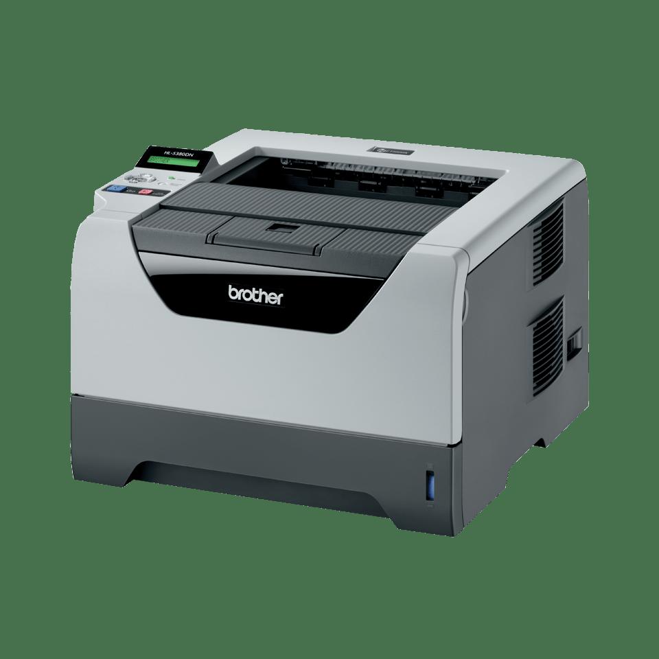 HL-5380DN business mono laser printer 2