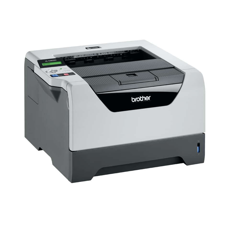 HL-5380DN business mono laser printer 3