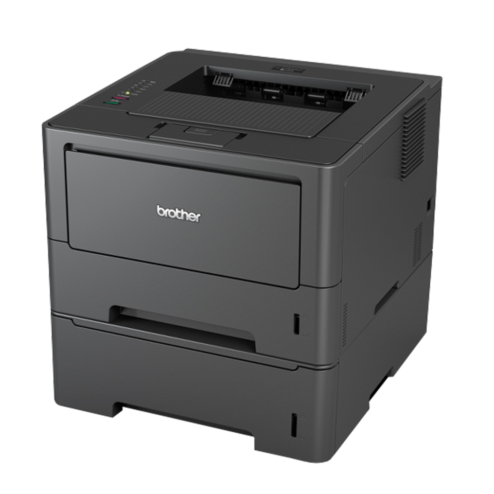 HL-5450DNT business mono laser printer 2