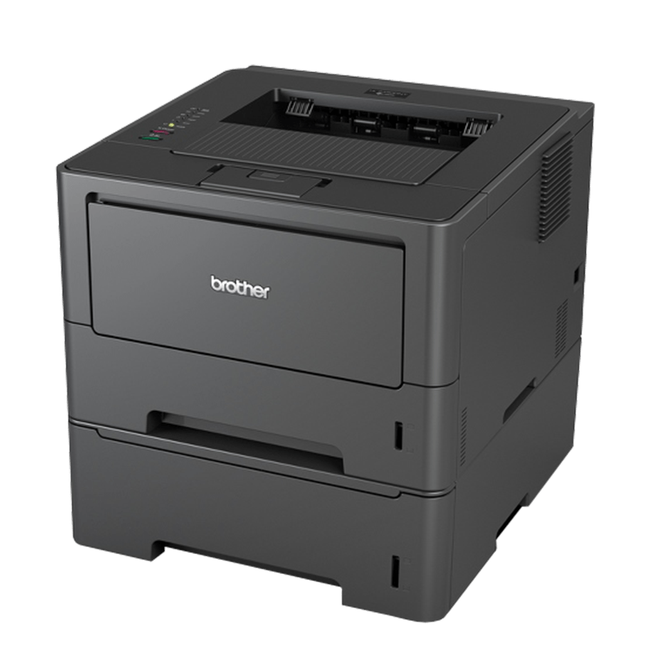 HL-5450DNT business mono laser printer 2