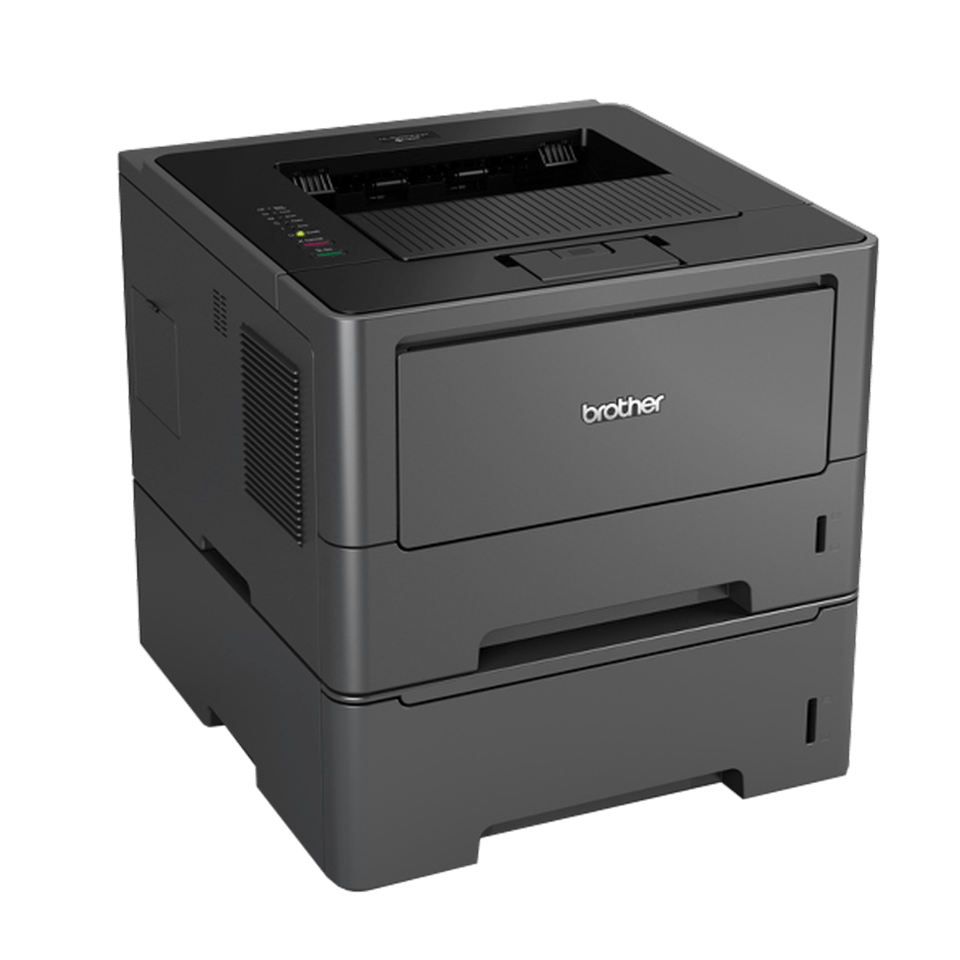 HL-5450DNT business mono laser printer 3