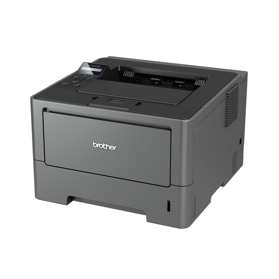 HL-5470DW business mono laser printer 2