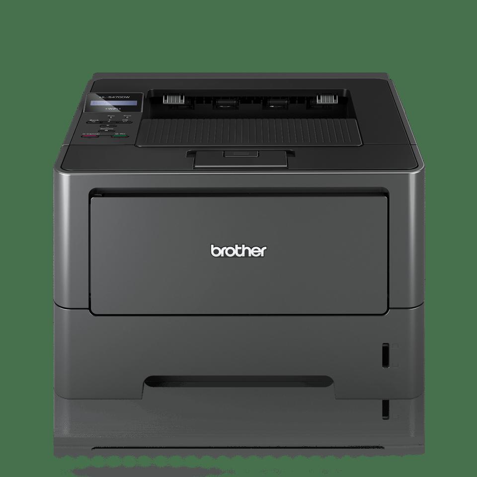 HL-5470DW imprimante laser monochrome professionnelle