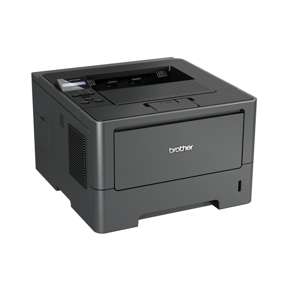 HL-5470DW business mono laser printer 3