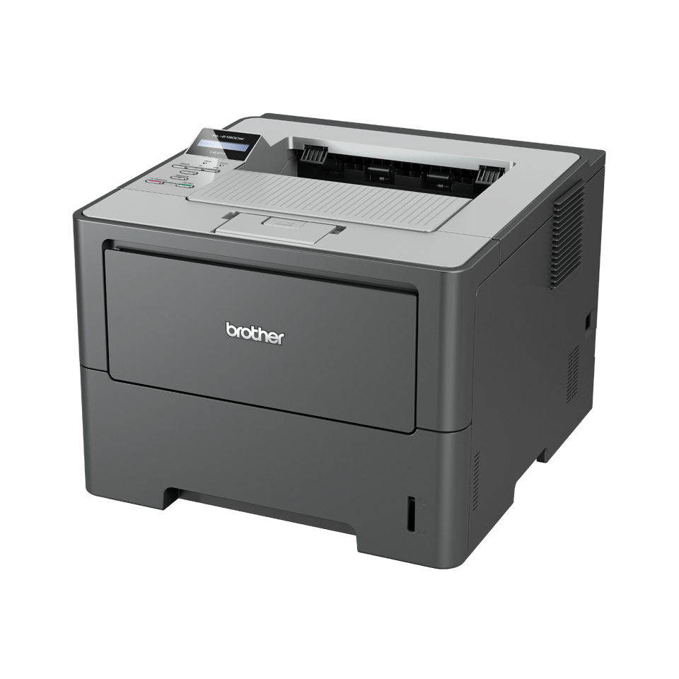 HL-6180DW business mono laser printer 2