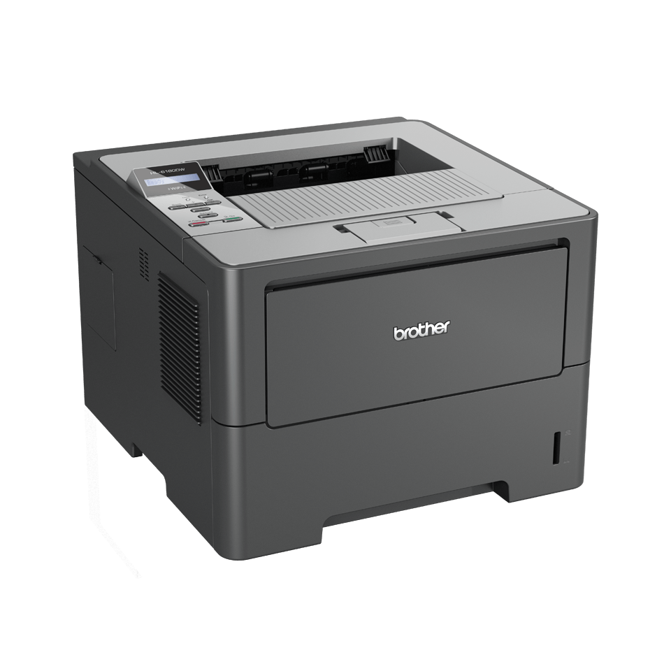 HL-6180DW business mono laser printer 3