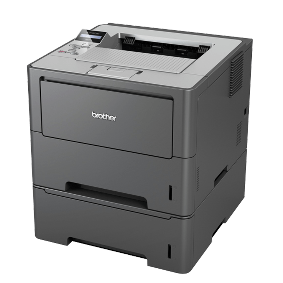 HL-6180DWT business mono laser printer 2