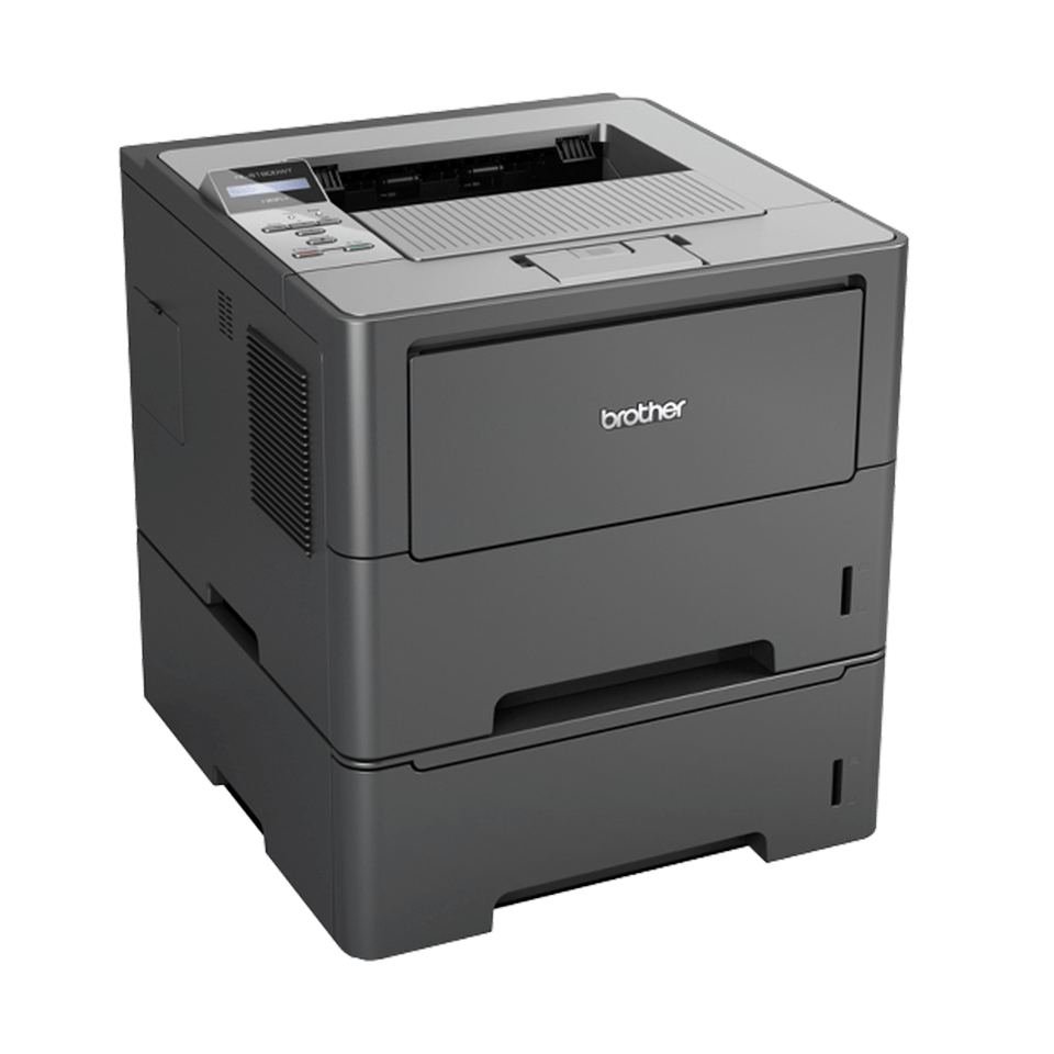 HL-6180DWT business mono laser printer 3