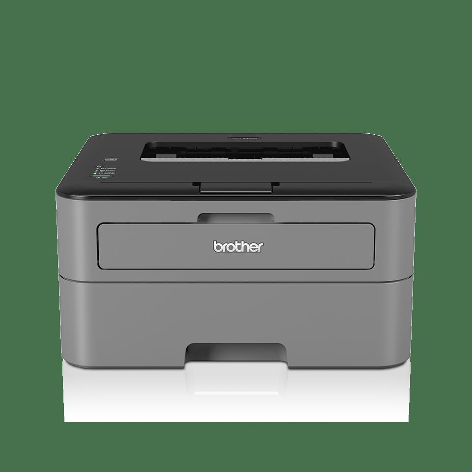 HL-L2300D mono laser printer 2