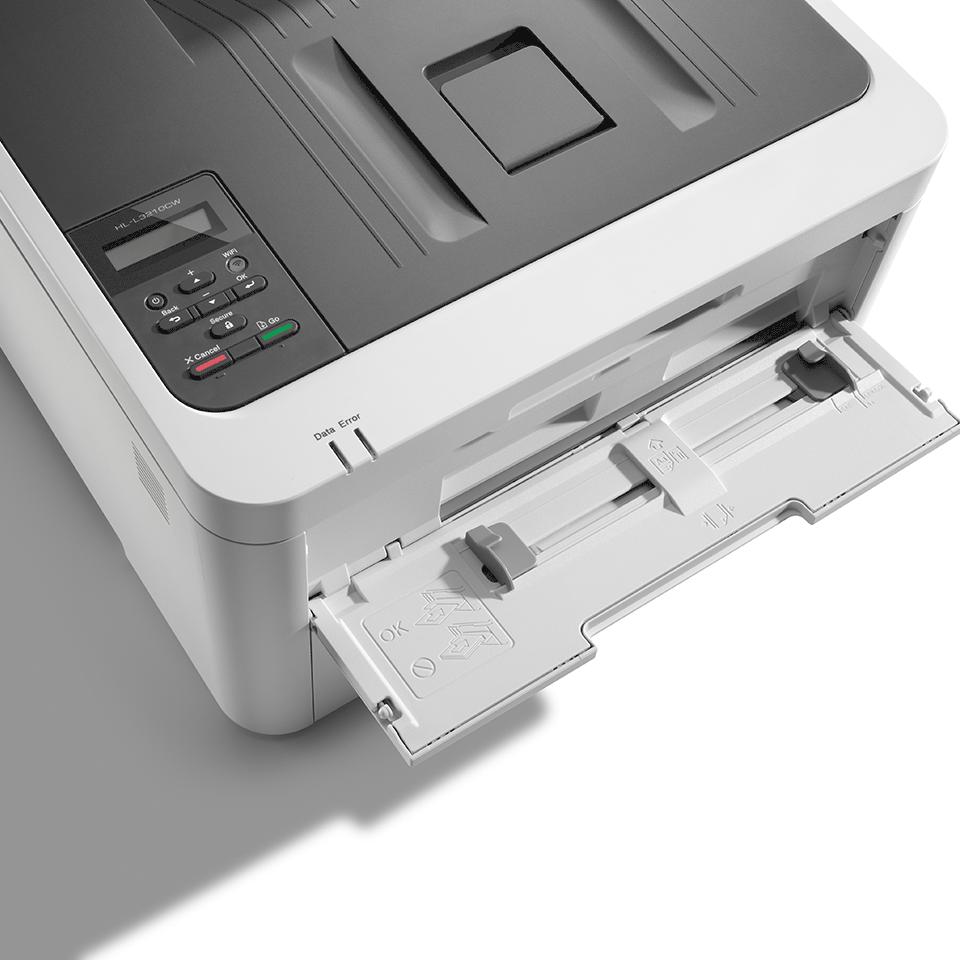 HL-L3210CW kleuren LED printer, Wifi 4