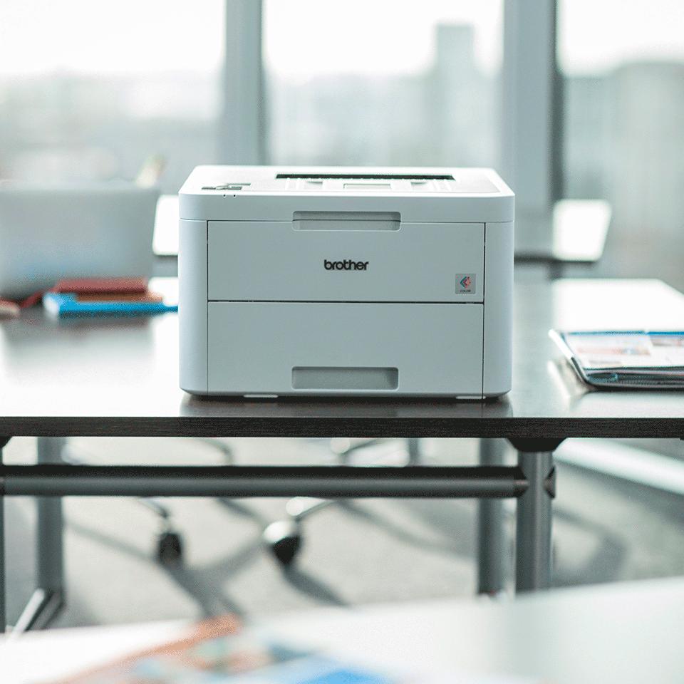 HL-L3230CDW kleuren led printer 5