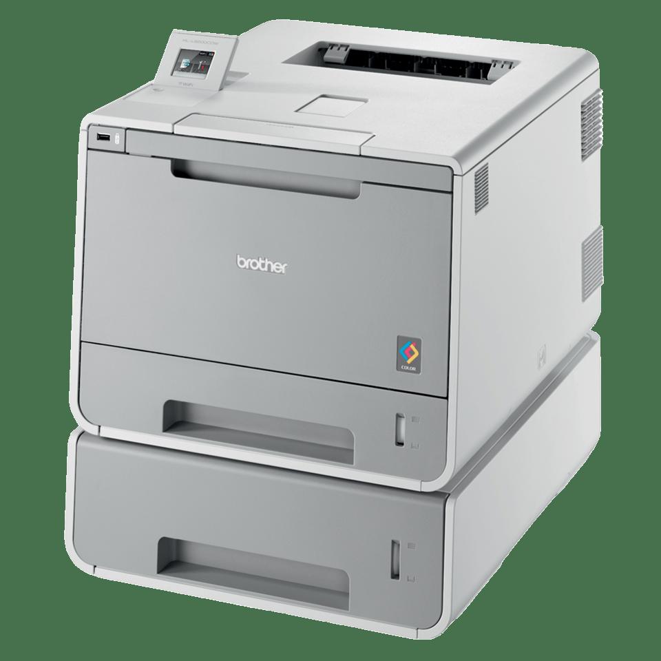 HL-L9200CDWT imprimante laser couleur 2