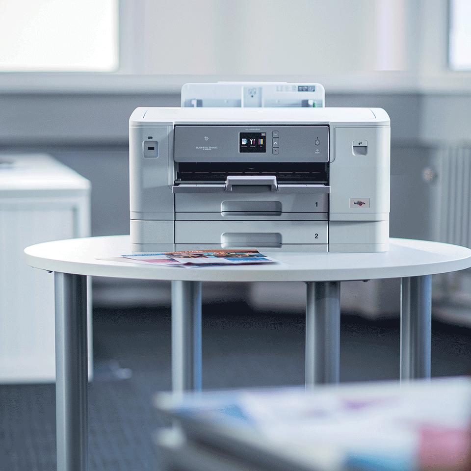 HL-J6000DW draadloze A3-kleureninkjetprinter met NFC 4