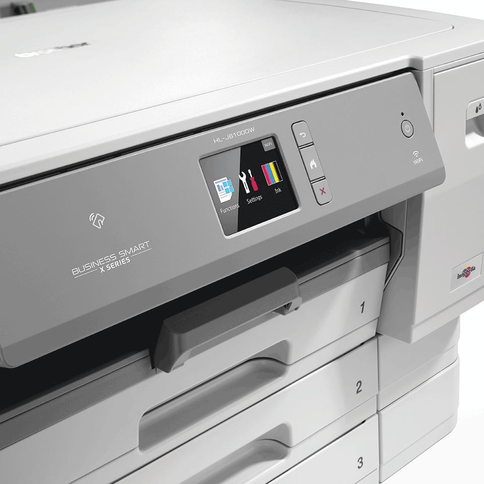 HL-J6100DW draadloze A3-kleureninkjetprinter met NFC 5