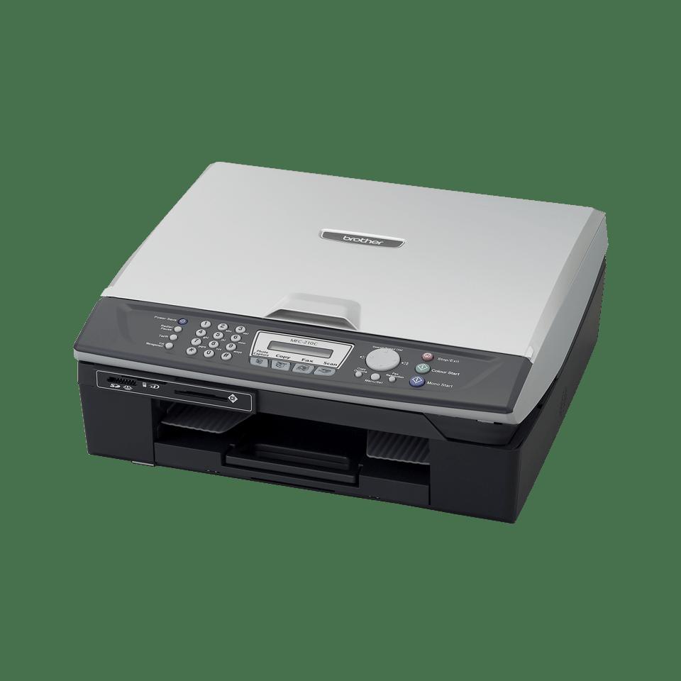 MFC-210C all-in-one inkjet printer 2
