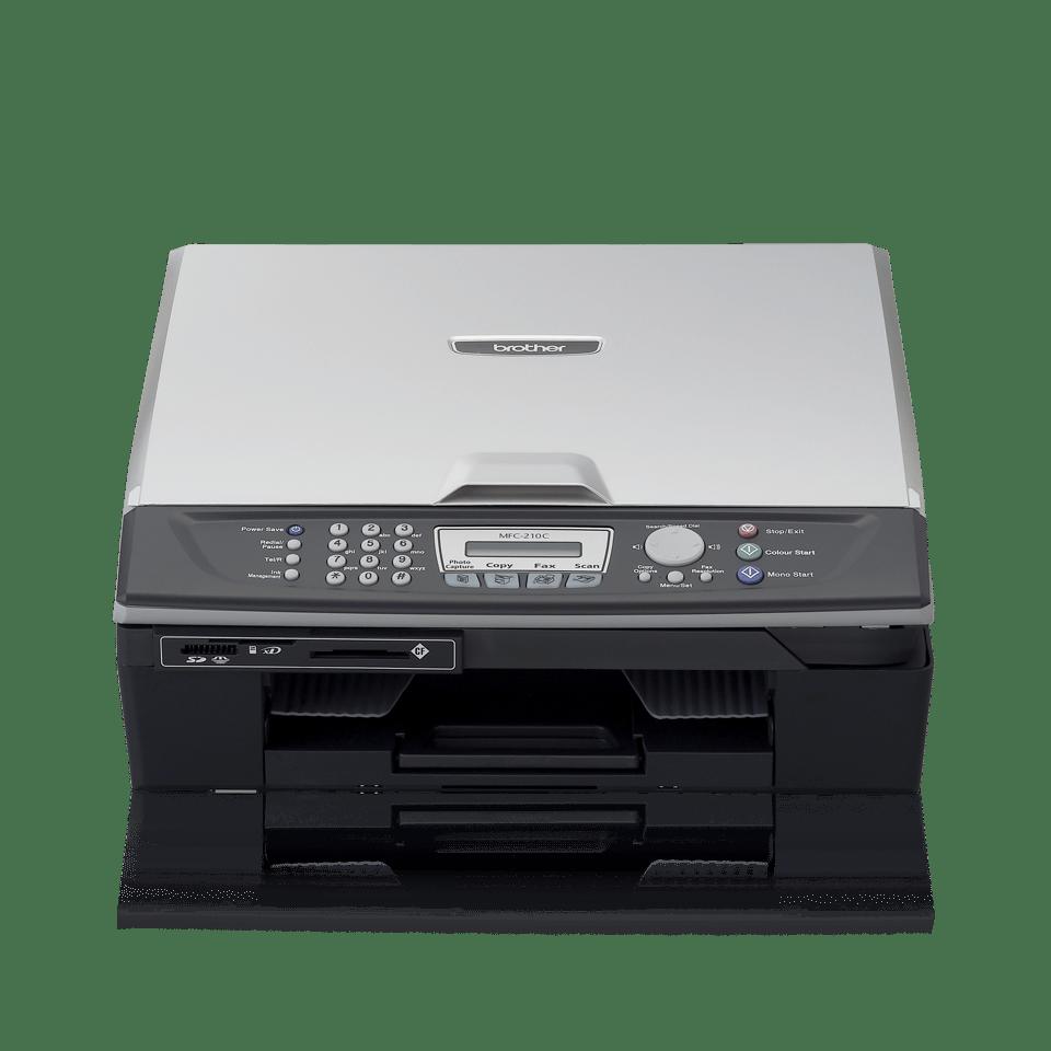 MFC-210C 4-in-1 inkjet printer