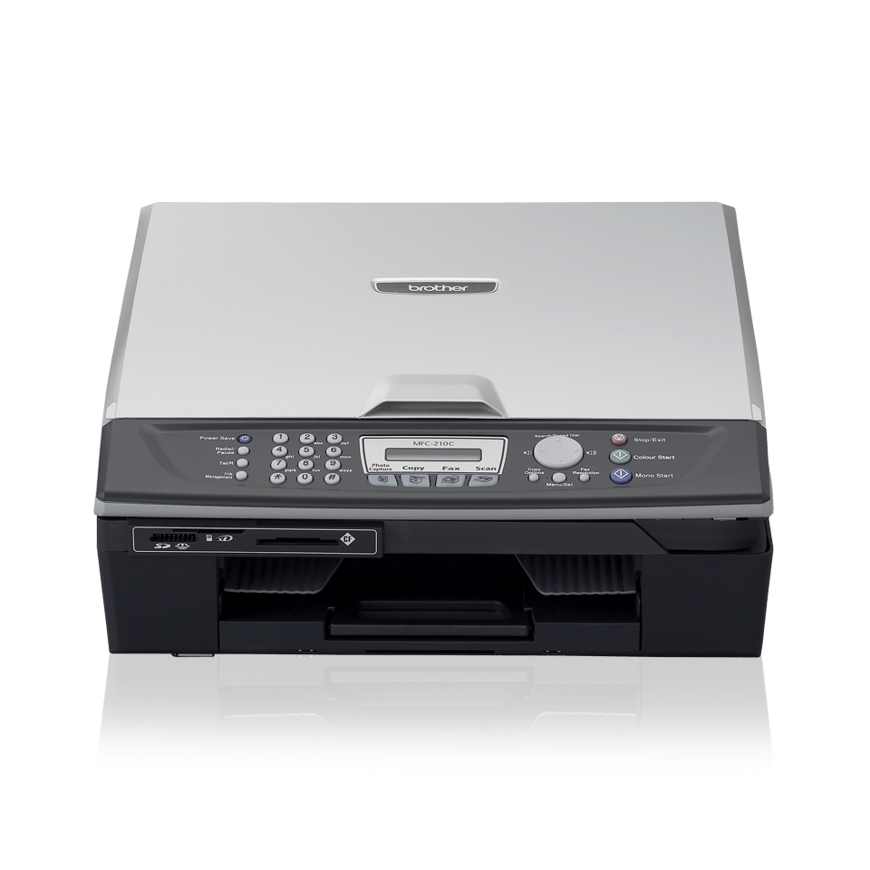 MFC-210C all-in-one inkjet printer