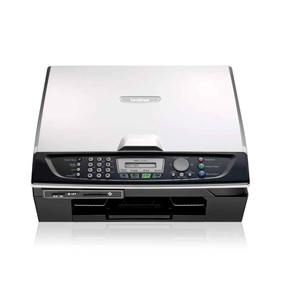 MFC-215C all-in-one inkjet printer 2
