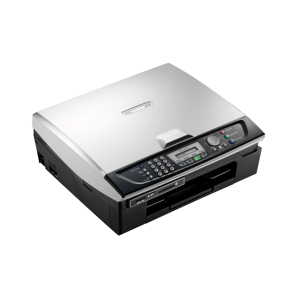 MFC-215C all-in-one inkjet printer 3