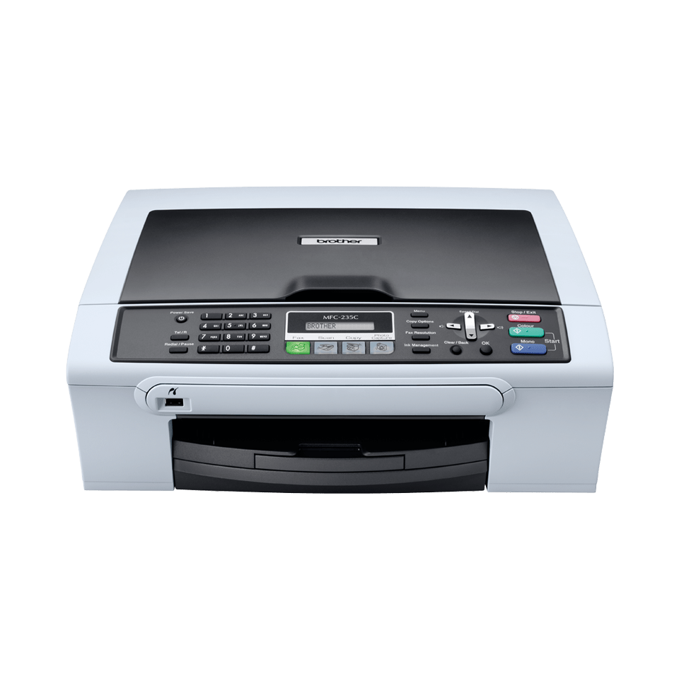 MFC-235C all-in-one inkjet printer