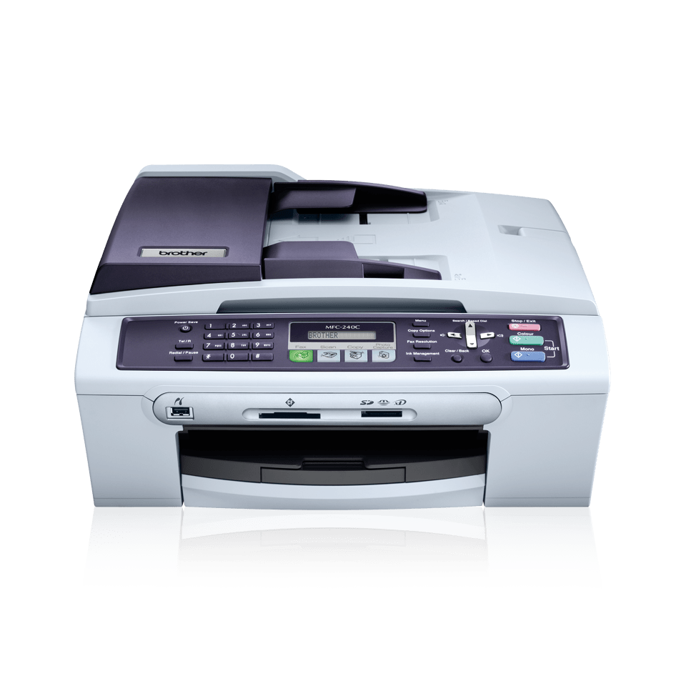 MFC-240C all-in-one inkjet printer 2