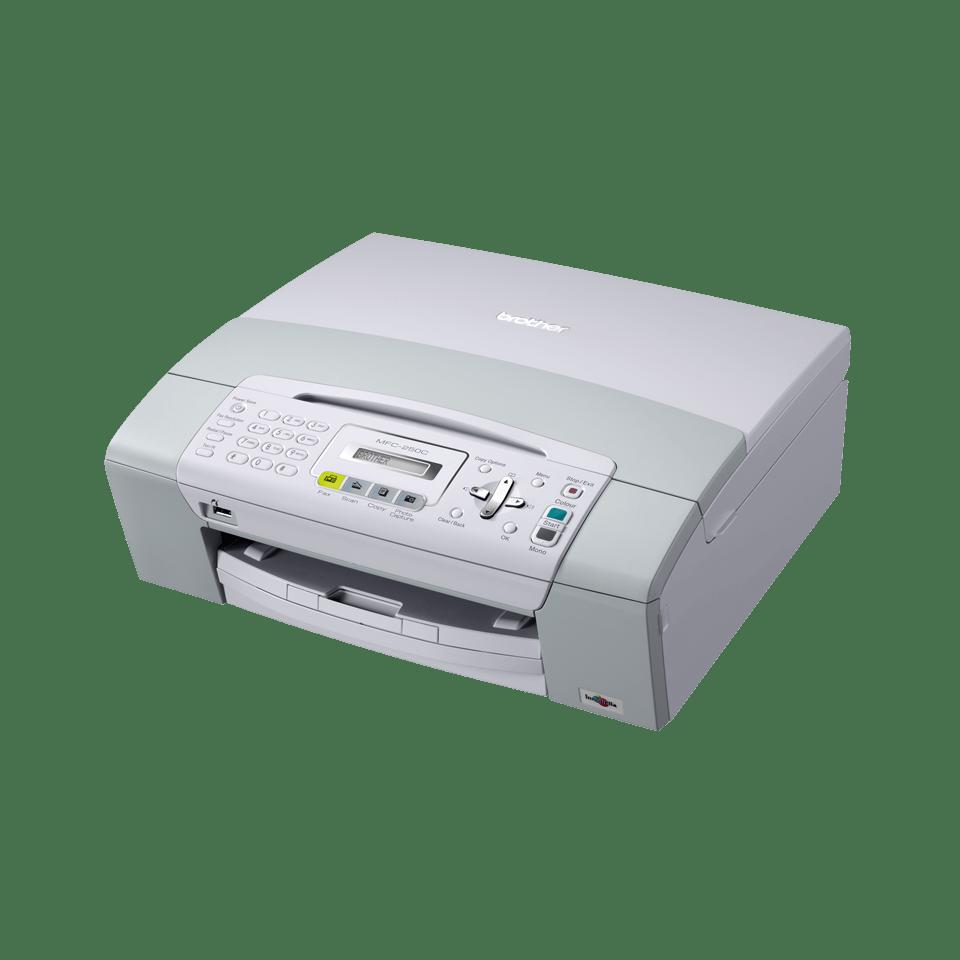 MFC-250C all-in-one inkjetprinter