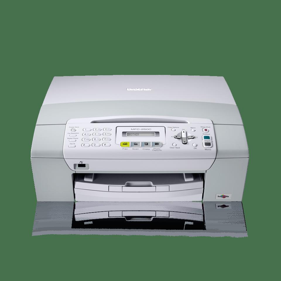 MFC-250C all-in-one inkjet printer 2