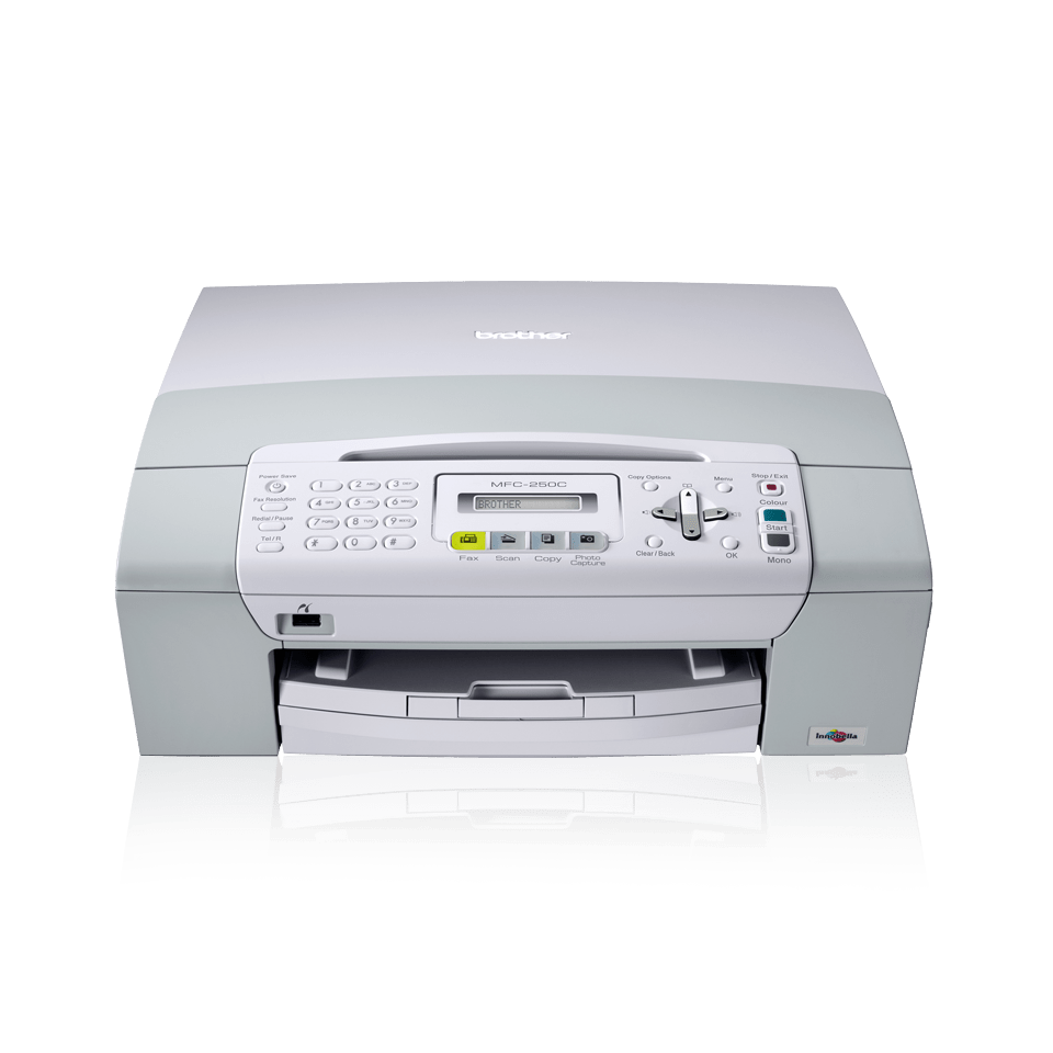 MFC-250C 4-in-1 inkjet printer