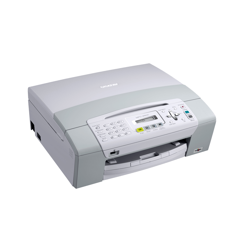 MFC-250C all-in-one inkjetprinter 3