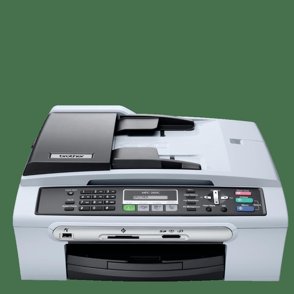 MFC-260C imprimante jet d'encre tout-en-un