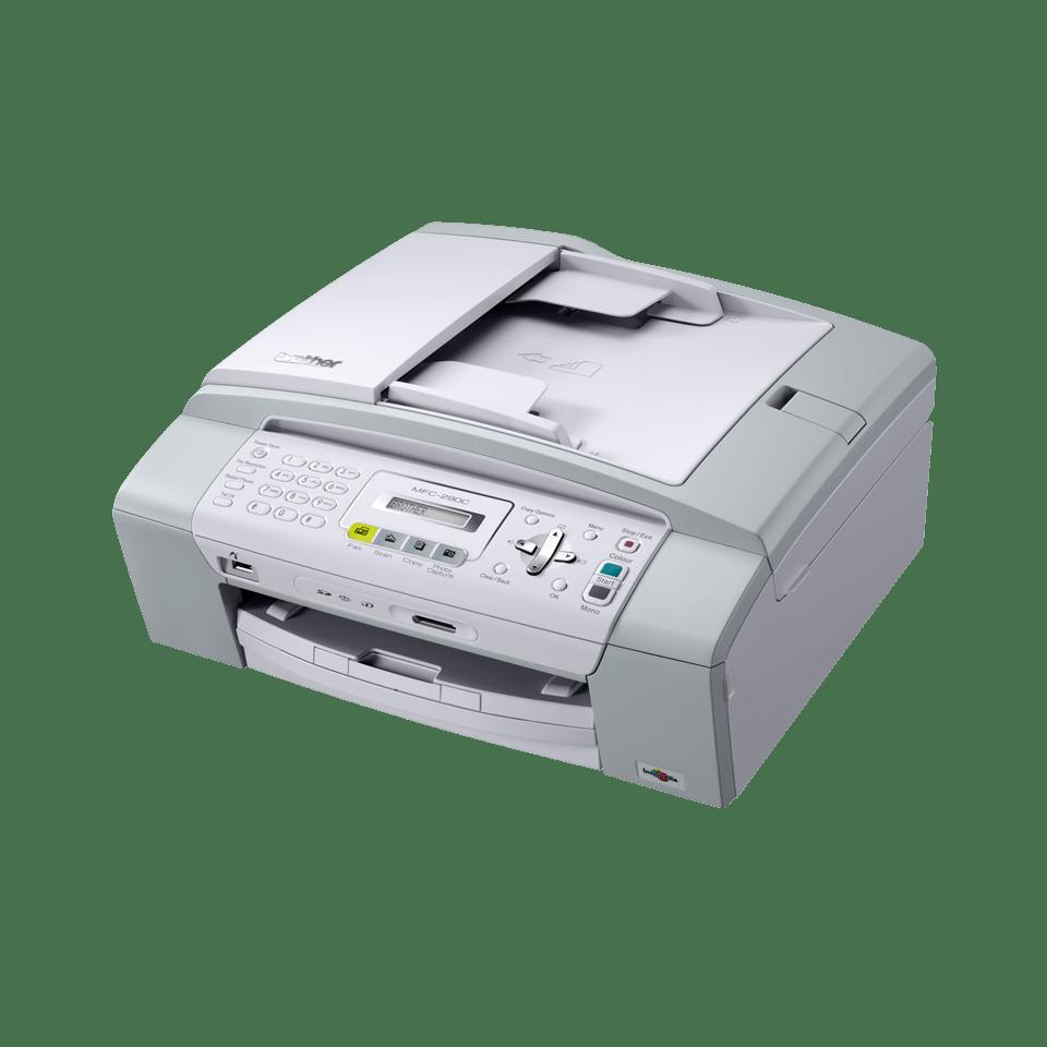 MFC-290C all-in-one inkjet printer