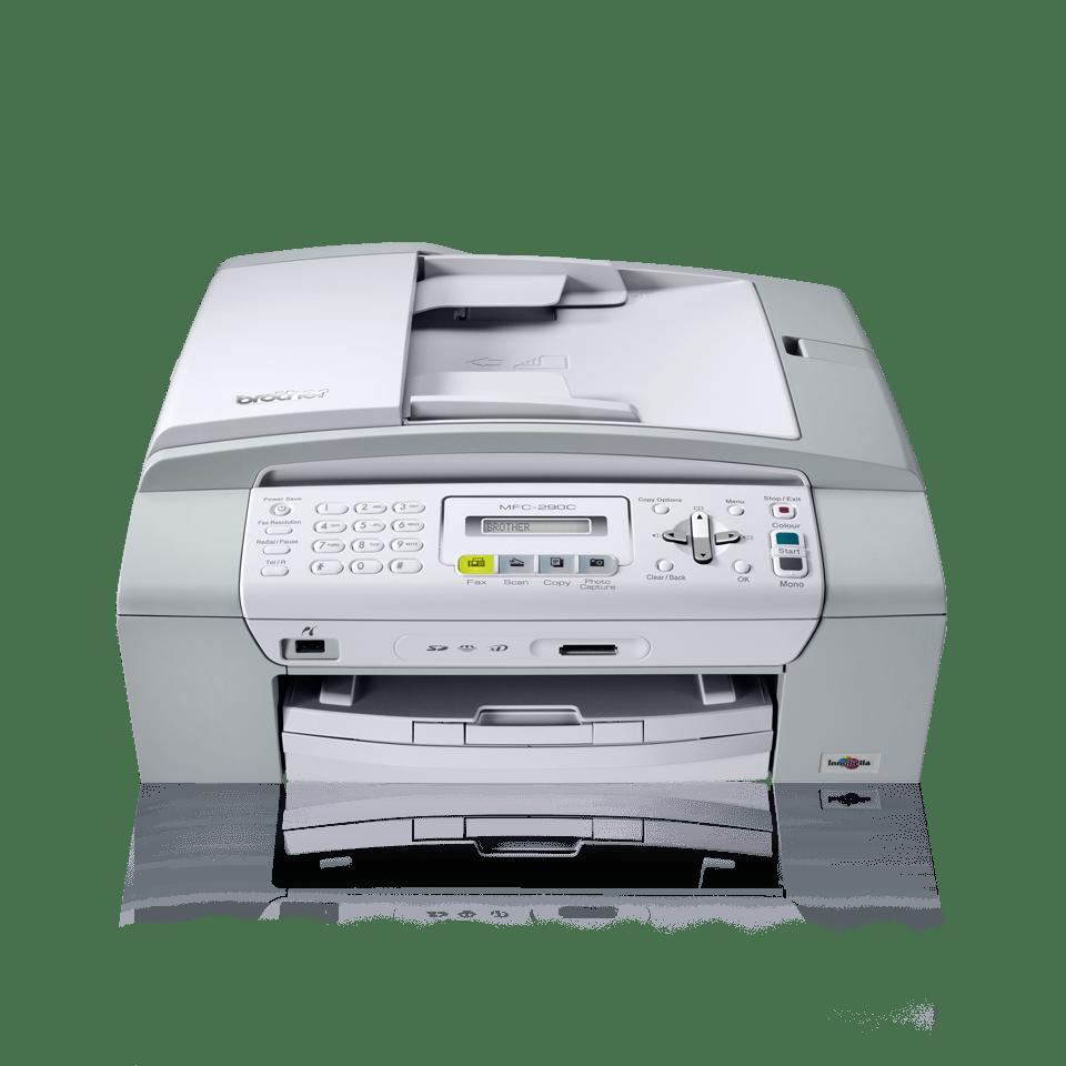 MFC-290C all-in-one inkjet printer 2