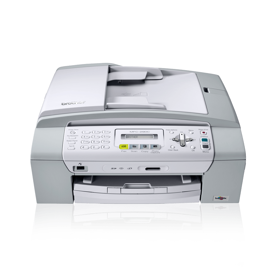 MFC-290C all-in-one inkjetprinter 2