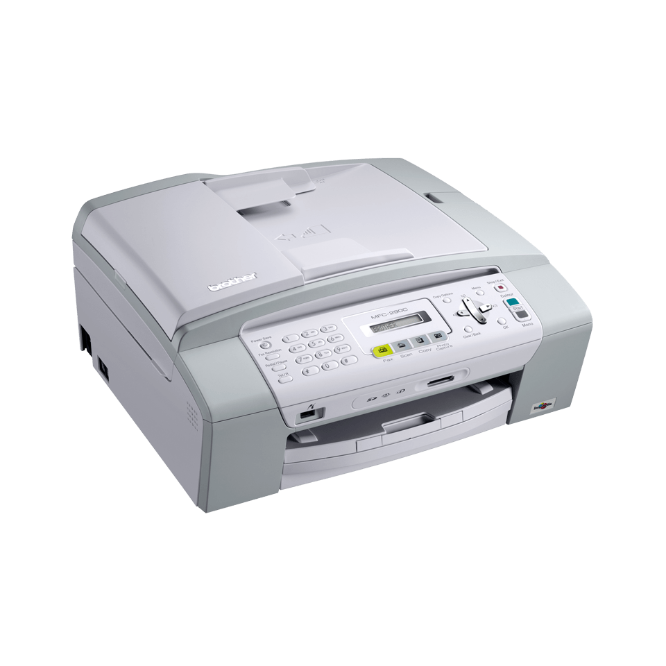 MFC-290C all-in-one inkjet printer 3