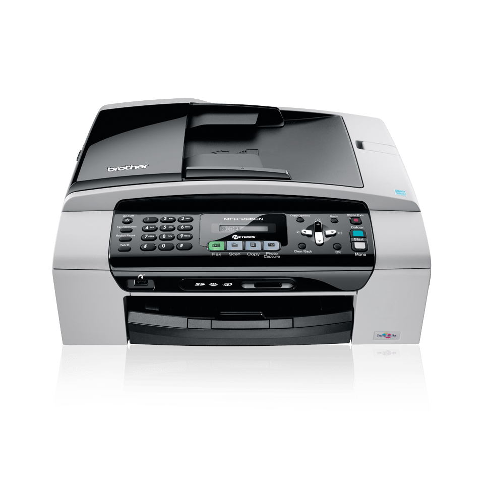 MFC-295CN all-in-one inkjetprinter 2
